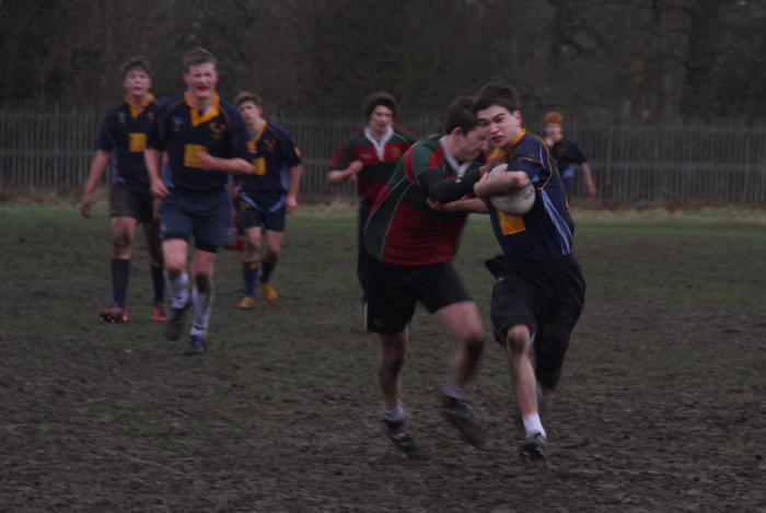 U18 Teddington - 13th Feb