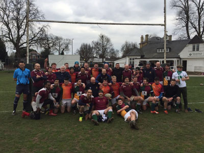 Rugby returns to Twickenham Green