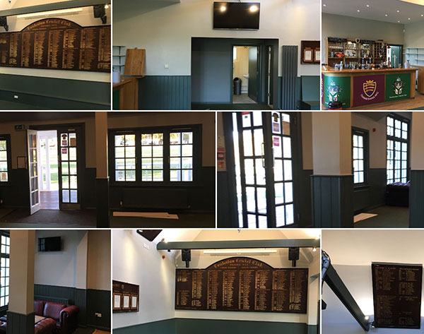 Club House Update & Rugby's Coming Home