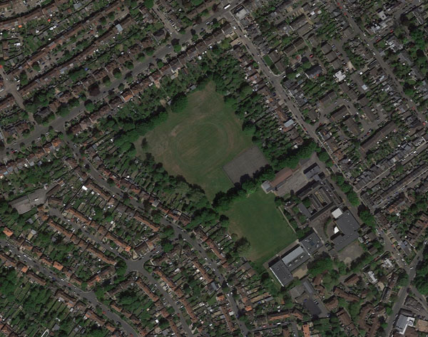 Waldergrave School Pitches
