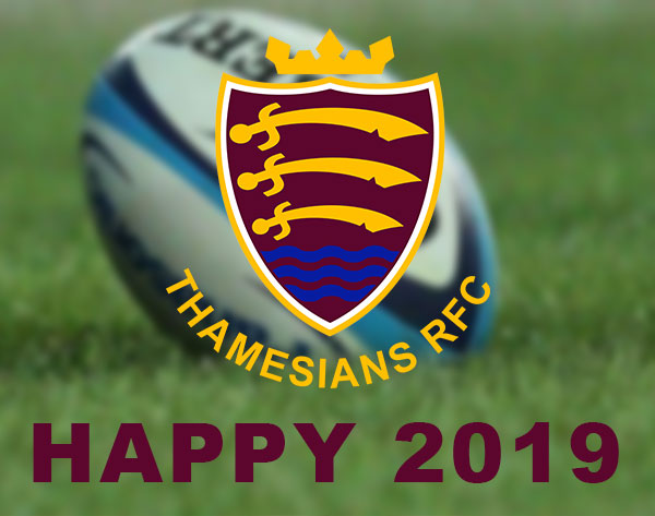 Happy Thamesians 2019