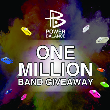 Power Balance Million Band Giveaway